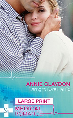 book cover of Daring to Date Her Ex