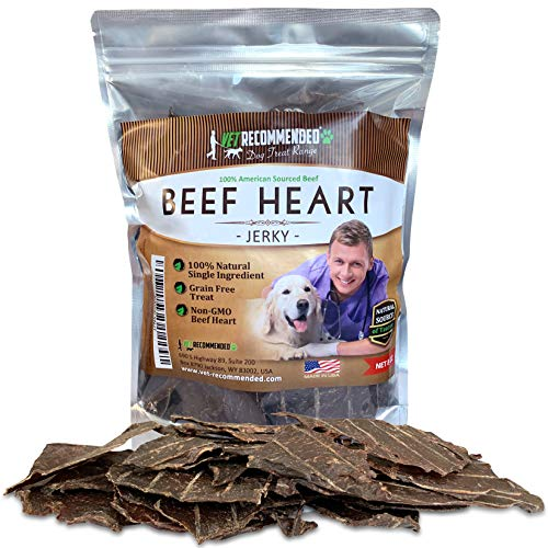 Vet Recommended Beef Heart