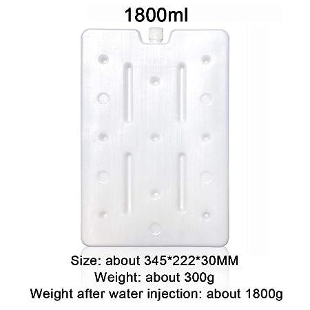 Funihut - Cubitos de Hielo Reutilizables para el frigorífico y la ...