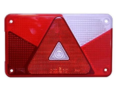 /007/L /8485/ Luce disco Asp/öck Multi Point V sinistra per fanale posteriore luce posteriore 18/