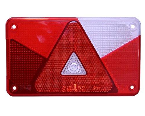 Luce disco Aspö ck Multi Point V destra per fanale posteriore luce posteriore 18 –  8487 –  007 R Aspöck