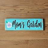 Gardening Gift Rustic Mom's Garden Sign - Best Reviews Guide