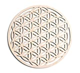 12' Flower of Life, Seed of Life, home decor, wooden wall art, sacred...
