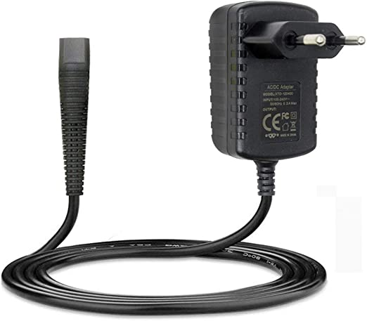 Cargador Adaptador de 6 V 600 mAh Compatible con Braun 130/140/150 ...
