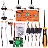 Dayan Anser DIY RC Quadcopter Kit Multicopter Drone Sets Brushless ESC Spare Parts for Syma X8 Series X8/X8W/X8G/X8C/X8HW/X8HC Can Equip GoPro