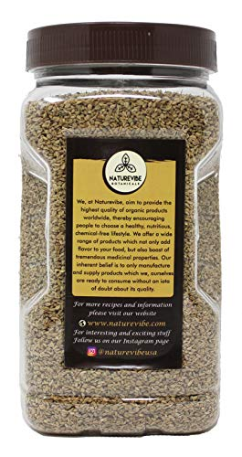 Naturevibe Botanicals Ajwain Seed (5lbs) (5 pack of 1lbs each) | Trachyspermum ammi | Non GMO & Gluten Free | Helps in Digestion | Adds Flavour. by Naturevibe Botanicals (Image #3)