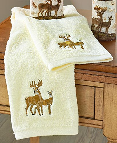 Deer Towels For Your Home Kritters In The Mailbox Deer