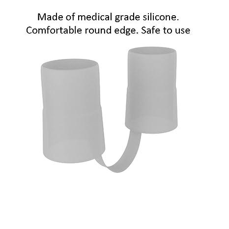 Contiene 4 dilatadores nasales en 2 tamaños diferentes para facilitar la respiración. Fácil de insertar y cómodo.: Health & Personal Care
