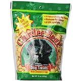 Charlee Bear 107467 Dog Treat, 16 oz, Cheese/Egg