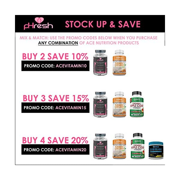 Boric Acid Vaginal Suppositories pHresh - Promotes Healthy Vaginal pH  Balance, Supports Vaginal Health 600mg, Bottle of 30 Natural Boric Acid