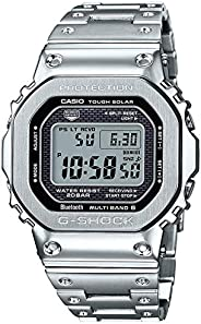 Sports Watch Connected Tough Solar Stainless Steel, Multi