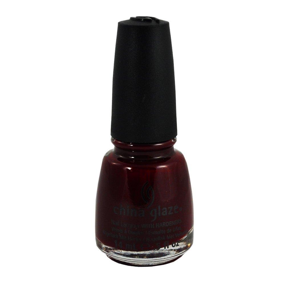 Amazon.com : China Glaze Velvet Bow Nail Polish 1017 : Beauty