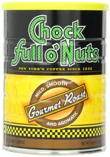 chock-full-onuts-coffee-gourmet-roast-ground-11-ounce-by-chock-full-o-nuts