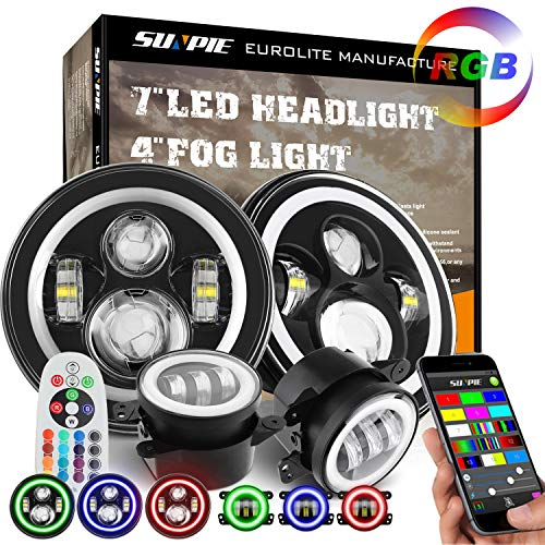 Halo Led Lights 4 Inch in US - 3