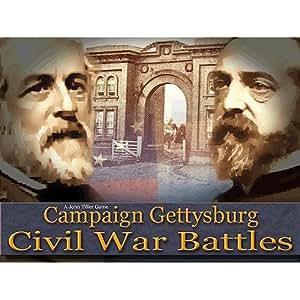HPS SIMULATION Campaign Gettysburg: Civil War Battles ( Windows )