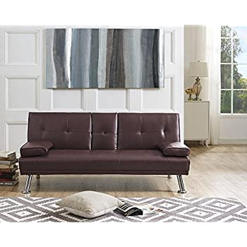 Amazon Com Divano Roma Furniture Modern Plush Tufted