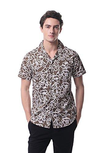 90s Floral Shirt - 6