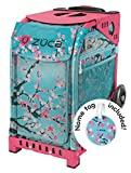 ZUCA ''New'' Sport Insert Bag ''Hanami''with Sport Frame: Pink by ZUCA