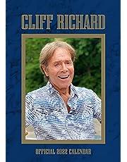 Cliff Richard 2022 - A3-Posterkalender: Original Danilo-Kalender [Mehrsprachig] [Kalender]