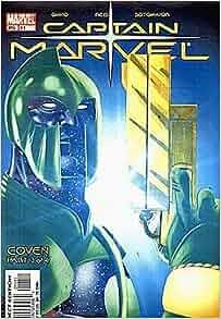 Amazon.com: Captain Marvel (2002 series) #11: Marvel: Books