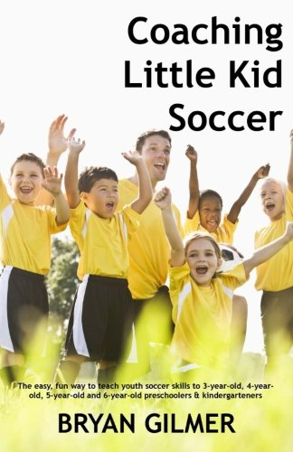 Coaching Little Kid Soccer kindergarteners