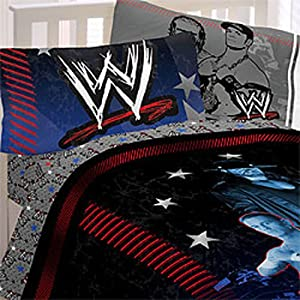 Wwe Bed Sheets Comforter