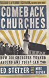 : Comeback Churches: How 300 Churches Turned Around and Yours Can, Too