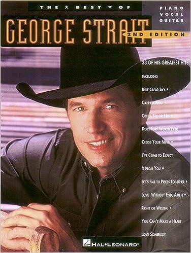 The Best Of George Strait George Strait 0073999582086 Amazon