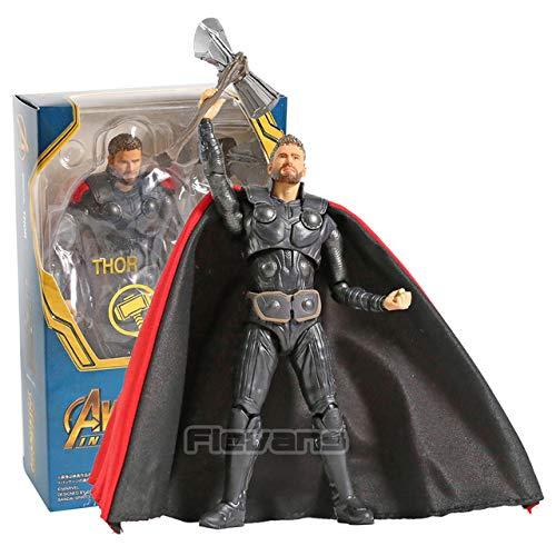 WEKIPP Captain America Doctor Strange Man Ant Man Action Figure -Multicolor Complete Series Merchandise