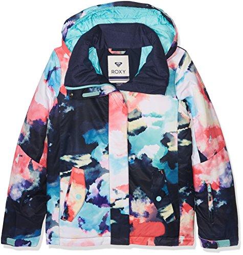 ac76a0025f5 Roxy Snow Jackets Jetty Snow Jacket - Neon Grapefruit Cloud Nine
