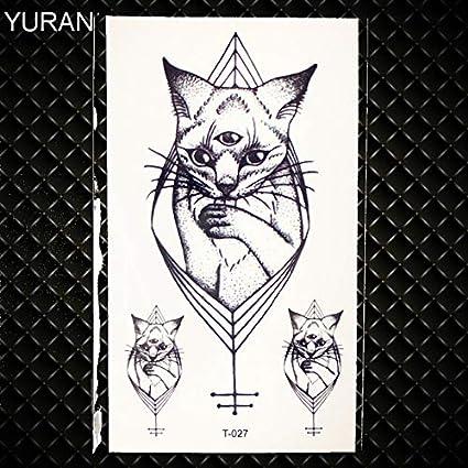 Sexo tatuaje temporal para hombre mujer GYF-001 diseño de cruz ...