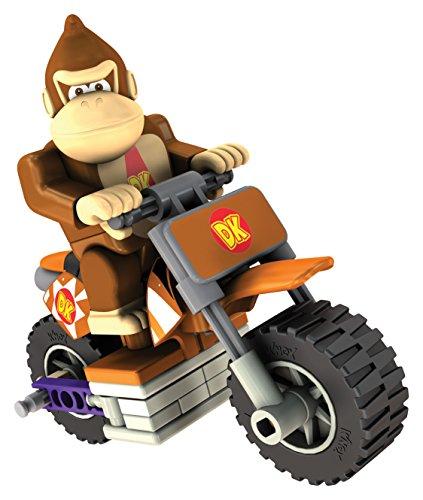 K'NEX Nintendo Mario Kart Wii Donkey Kong Bike Building Set (Wii Age Games 8 Boys)