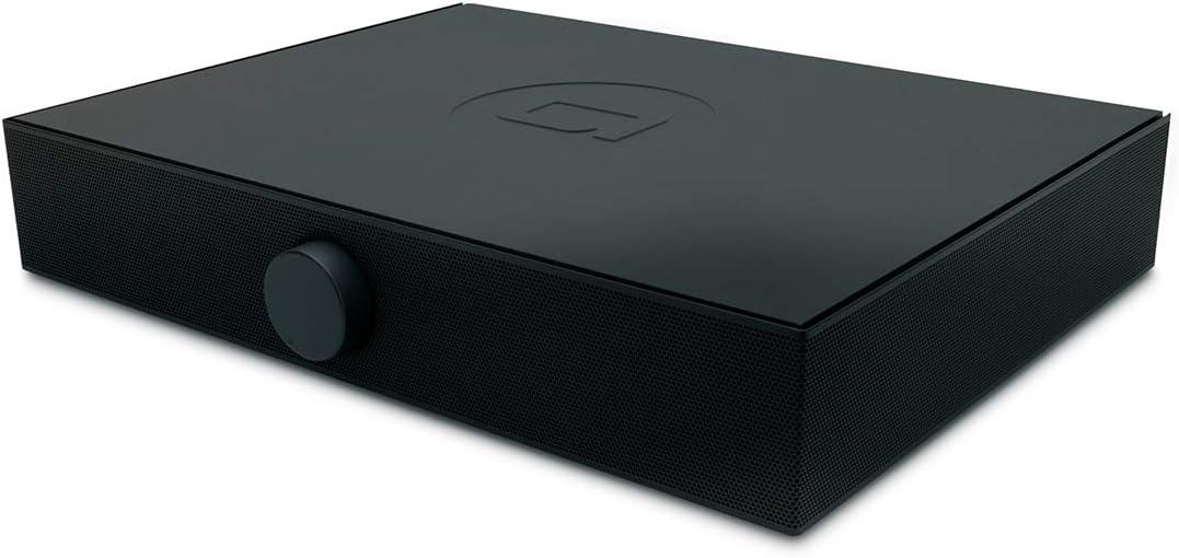 Andover Audio Spinbase Turntable Speaker System (Black)