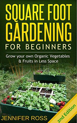 organic square foot gardening - 7