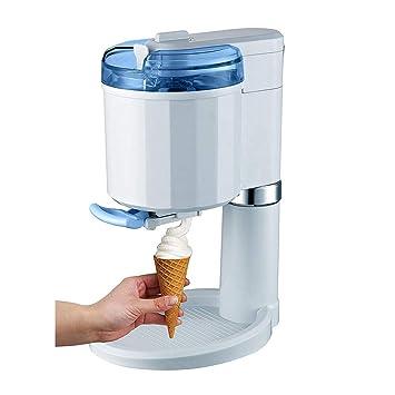 Cr # St Máquina de Helados, heladera eléctrico con 1 L, Capacidad para 5
