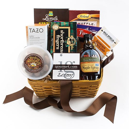 Gourmet Comfort Foods Gift Basket (3.3 pound) by igourmet