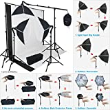 LINCO Lincostore Morning Glory Softbox Studio Lighting Kit AM149- Perfect Effect and No Uninstalled Process