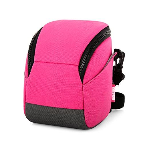 CAISON Camera Case Shoulder Bag For Canon EOS M50 PowerShot