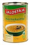 JALOSTAJA ORGANIC Canned pea soup 435g FINLAND (set of three)