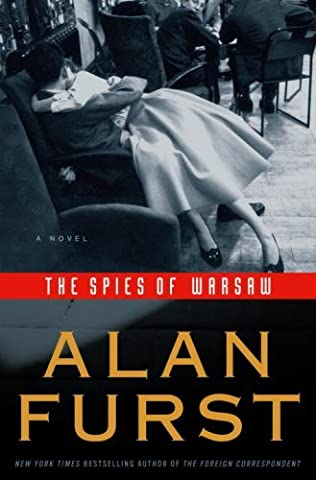 book cover of The Spies of Warsaw