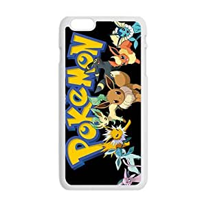 Anime cartoon Pokemon durable Cell Phone Case for iPhone plus 6