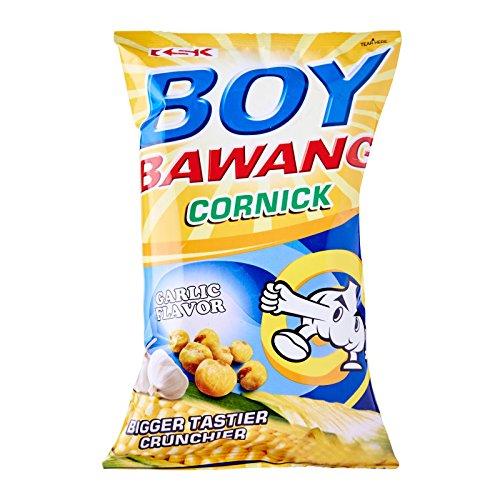 Boy Bawang Cornick Garlic Flavor 17.6 Oz. Large Size