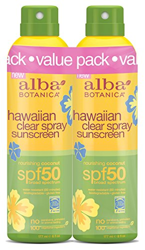 Alba Botanica Hawaiian Sunscreen - 3