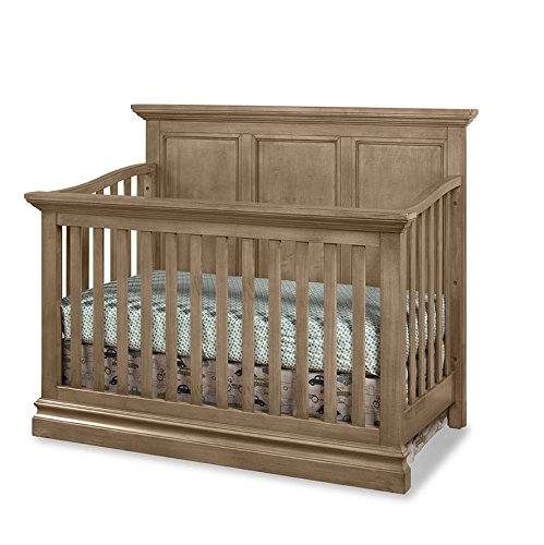 Westwood Design Pine Ridge 4 in 1 Panel Convertible Crib, Cashew by Westwood Design