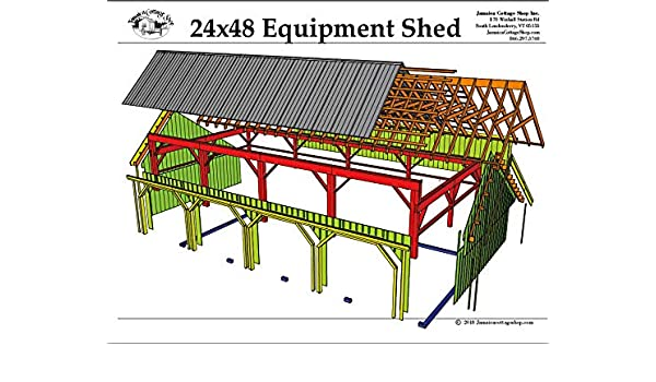 24x48 Timber Frame Post & Beam Equipment Shed Plans/Garage ... on 24 x 56 floor plans, 24 x 30 cabin plans, 24 x 40 house plans, 20 x 48 house plans, 24 x 24 house floor plans, 24 x 30 floor plans house, 40 x 48 house plans, 24 x 38 house plans, 24 x 32 house plans, 36 x 48 house plans, 22 x 48 house plans, 21 x 48 house plans, 24 x 42 house plans, 24 x 36 house plans, 28 x 48 house plans, 1000 sq ft. house floor plans, 32 x 48 house plans, 12 x 24 house plans, 26 x 48 house plans, 48 x 48 house plans,