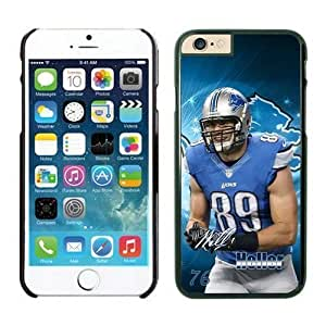 NFL Case Cover For SamSung Galaxy S5 Mini Detroit Lions Will Heller Black Case Cover For SamSung Galaxy S5 Mini Cell Phone Case ONXTWKHB1572