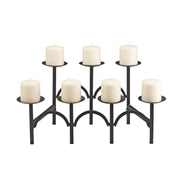 Amazon Com Gothic Style Fireplace Candelabra Home Kitchen