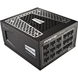 Seasonic 750W 80 Plus Titanium ATX12V Power Supply with Active PFC F3 (SSR-750TD)