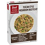 Food Network Kitchen Inspirations Tuscan-Style Mushroom Risotto Meal Kit, 6.2 oz