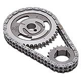 Edelbrock 7820 Performer-Link True Roller Timing Chain Set